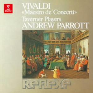 パロット/ヴィヴァルディ:マエストロのための協奏曲集
