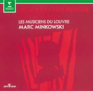 ミンコフスキ/モーツァルト(トリーベンゼー編曲):管楽合奏版「ドン・ジョヴァンニ」組曲