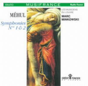 ミンコフスキ/メユール:交響曲第1&2番