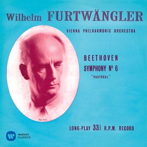 フルトヴェングラー/ベートーヴェン:交響曲第6番「田園」&第8番