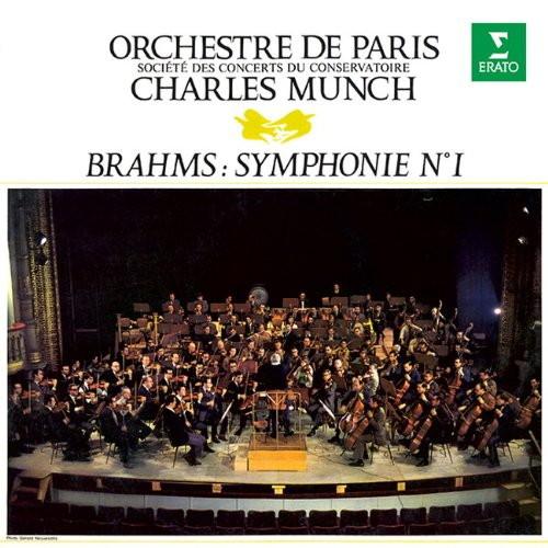 ミュンシュ/ブラームス:交響曲第1番
