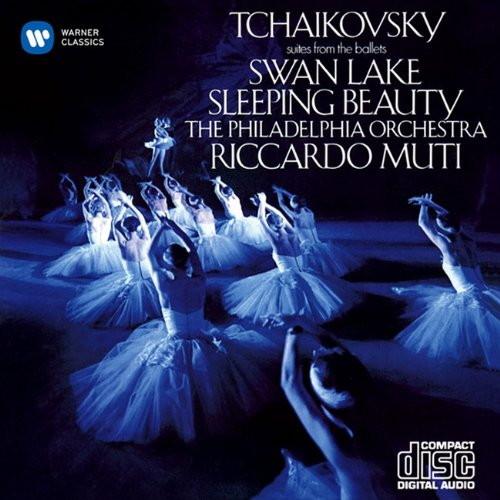 ムーティ/チャイコフスキー:「白鳥の湖」組曲 「眠れる森の美女」組曲