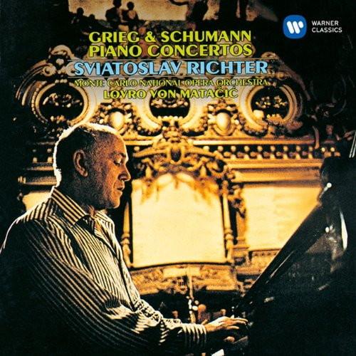 リヒテル/グリーグ&シューマン:ピアノ協奏曲