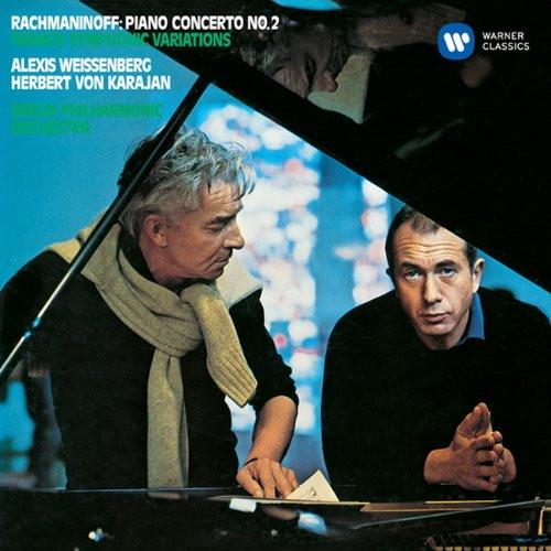 ワイセンベルク/ラフマニノフ:ピアノ協奏曲第2番、フランク:交響的変奏曲