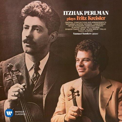 パールマン/クライスラー:ヴァイオリン名曲集