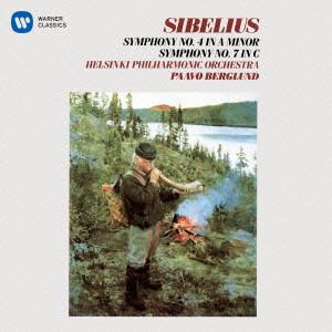 ベルグルンド/シベリウス:交響曲第4番&第7番