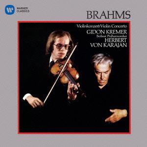 クレーメル/ブラームス:ヴァイオリン協奏曲