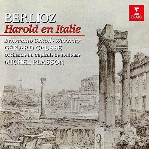 プラッソン/ベルリオーズ:交響曲「イタリアのハロルド」他(UHQCD)