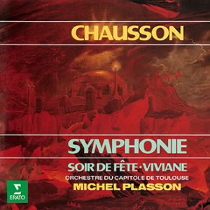 プラッソン/ショーソン:交響曲; 交響詩「祭りの夕べ」; 交響詩「ヴィヴィアン」(UHQCD)