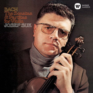 スーク/バッハ:無伴奏ヴァイオリンのためのソナタ&パルティータ(UHQCD)