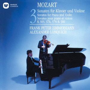 ツィンマーマン/モーツァルト:ヴァイオリン・ソナタK305,378,380&376(UHQCD)