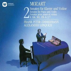 ツィンマーマン/モーツァルト:ヴァイオリン・ソナタK306,302,298&377(UHQCD)