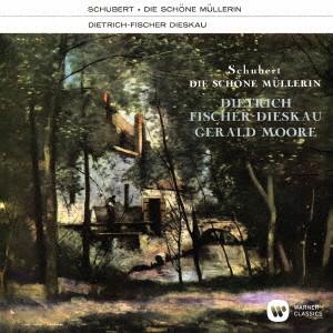 ディースカウ/シューベルト:歌曲集「美しき水車小屋の娘」(UHQCD)