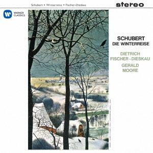 ディースカウ/シューベルト:歌曲集「冬の旅」(UHQCD)