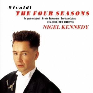 ケネディ/ヴィヴァルディ:ヴァイオリン協奏曲「四季」