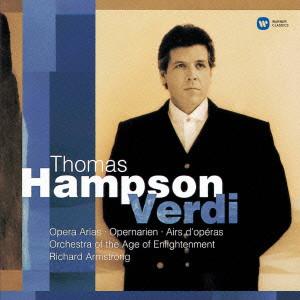 ハンプソン/ヴェルディ:初期オペラ・アリア集