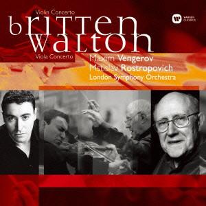 ヴェンゲーロフ/ブリテン:ヴァイオリン協奏曲