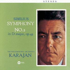 カラヤン/シベリウス:交響曲第2番、他