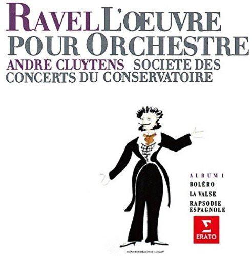 クリュイタンス/ラヴェル:管弦楽作品集第1集(SACDシングルレイヤー)