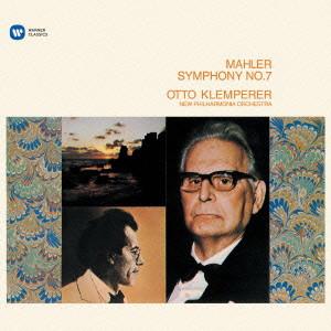 クレンペラー/マーラー:交響曲第7番 夜の歌