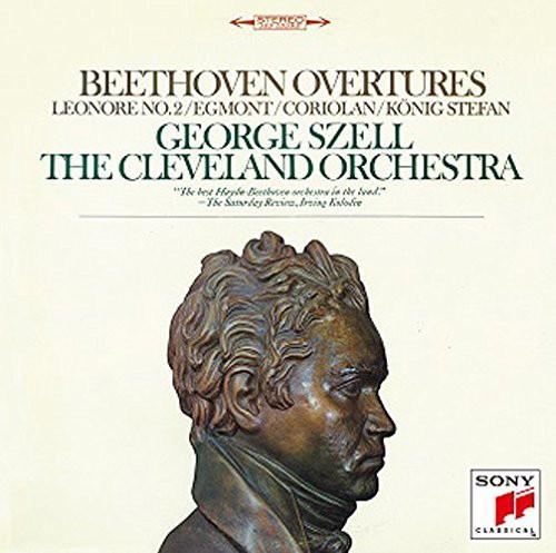 セル/ベートーヴェン:序曲集(完全生産限定盤)