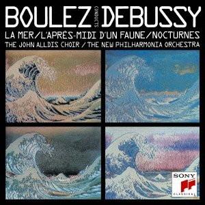 ブーレーズ/ドビュッシー:管弦楽曲集