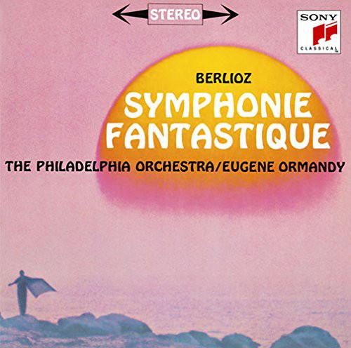 オーマンディ/ベルリオーズ:幻想交響曲&イタリアのハロルド、イベール:寄港地他