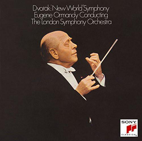 オーマンディ/ドヴォルザーク:交響曲第9番「新世界より」&メンデルスゾーン:交響曲第4番「イタリア」