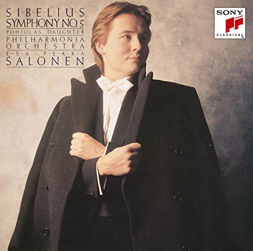 サロネン/シベリウス:交響曲第5番、交響詩「フィンランディア」&悲しきワルツ他