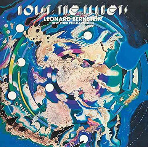 バーンスタイン/ホルスト:惑星&バーバー:弦楽のためのアダージョ