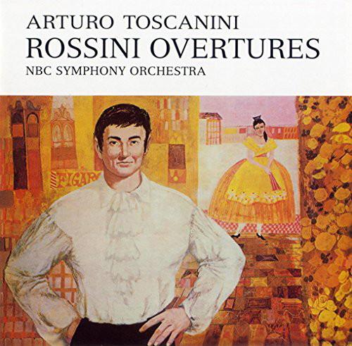 トスカニーニ/ロッシーニ:序曲集