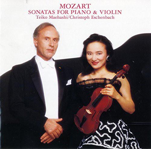 前橋汀子/モーツァルト:ヴァイオリン・ソナタ集第24番、第25番、第30番、第42番