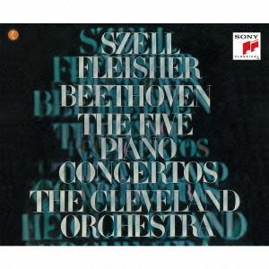 フライシャー/ベートーヴェン:ピアノ協奏曲全集、モーツァルト:ピアノ協奏曲第25番