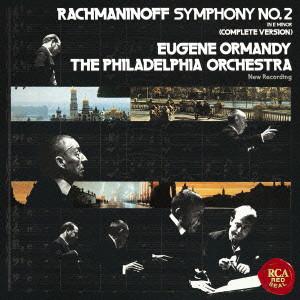 オーマンディ/ラフマニノフ:交響曲第2番、合唱曲「鐘」&スクリャービン:法悦の詩、プロメテウス