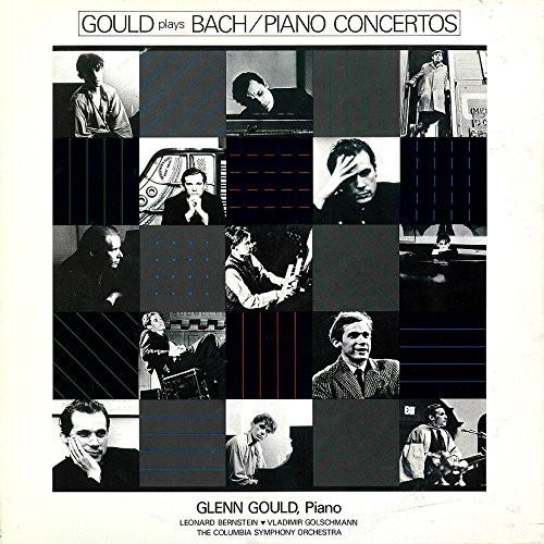 グールド/バッハ:ピアノ協奏曲第1番〜第5番・第7番