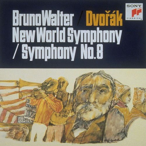 ワルター/ドヴォルザーク:交響曲第8番&第9番「新世界より」