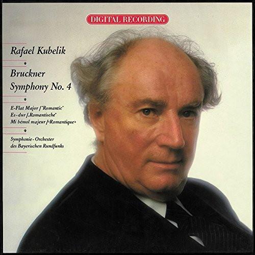 クーベリック/ブルックナー:交響曲第4番「ロマンティック」