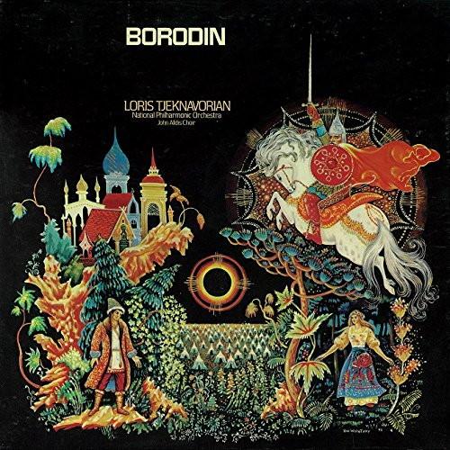 チェクナヴォリアン/ボロディン:交響曲第2番&中央アジアの草原にて、ダッタン人の踊り