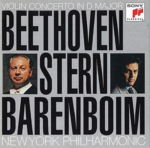 スターン/ベートーヴェン:ヴァイオリン協奏曲&ロマンス第1番・第2番