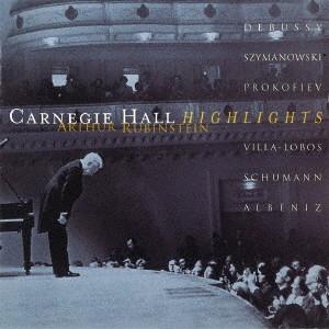 ルービンシュタイン/カーネギー・ホール・ライヴ1961