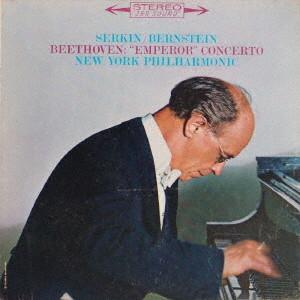 ゼルキン/ベートーヴェン:ピアノ協奏曲第5番「皇帝」&合唱幻想曲