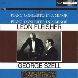 フライシャー/グリーグ&シューマン:ピアノ協奏曲