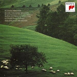 オーマンディ/エルガー:エニグマ変奏曲/ヴォーン・ウィリアムス:タリス幻想曲/ディーリアス:夏の庭で ほか
