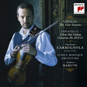 カルミニョーラ/ヴィヴァルディ:ヴァイオリン協奏曲集「四季」/他