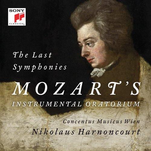 アーノンクール/モーツァルト:後期三大交響曲〜交響曲第39番・第40番・第41番「ジュピター」