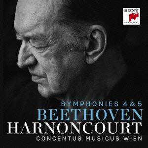 アーノンクール/ベートーヴェン:交響曲第4番&第5番「運命」
