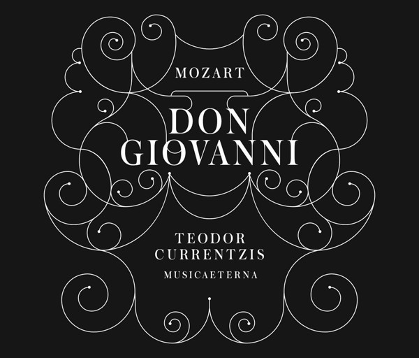 クルレンツィス/モーツァルト:歌劇「ドン・ジョヴァンニ」 K.527 (全曲)