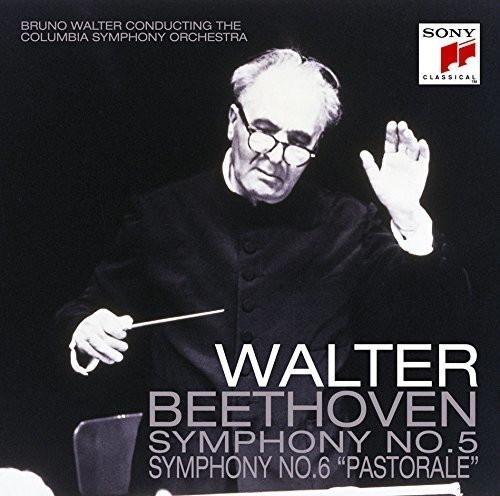 ワルター/ベートーヴェン:交響曲第5番「運命」&第6番「田園」