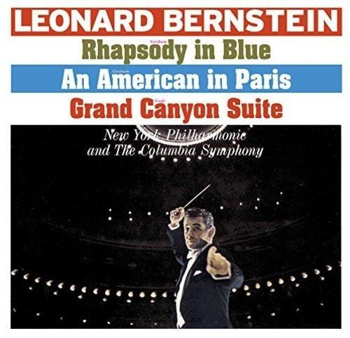 バーンスタイン/ガーシュウィン:ラプソディ・イン・ブルー&パリのアメリカ人 ほか