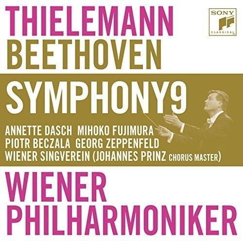 ティーレマン/ベートーヴェン:交響曲第9番「合唱」